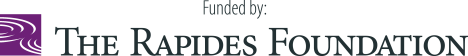 Click to visit The Rapides Foundation website